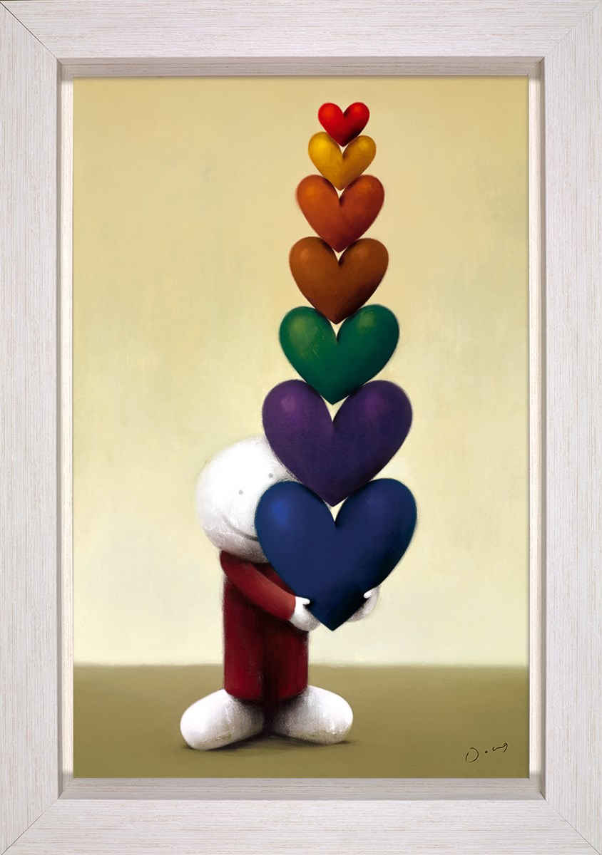 Every Kind of Love by Doug Hyde - Limited Edition on Canvas sized 26x17 inches. Available from Whitewall Galleries